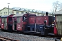 "O&K 26002 - DB ""323 163-6"" 09.05.1984 - Bremen, AusbesserungswerkNorbert Lippek"