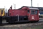 "O&K 26004 - DB AG ""323 165-1"" 23.02.1997 - Hamburg-Wilhelmsburg, BetriebshofJTR (Archiv Werner Brutzer)"