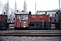 "O&K 26008 - DB ""323 169-3"" 12.03.1986 - Bremen, AusbesserungswerkNorbert Lippek"