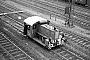"O&K 26011 - DB ""Köf 6604"" 01.10.1965 - Duisburg-Wedau, RangierbahnhofDieter Spillner"