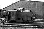 "O&K 26011 - DB ""323 172-7"" 17.07.1982 - Oberhausen-Osterfeld Süd, BahnbetriebswerkDieter Spillner"