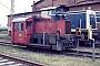 """O&K 26017 - DB AG """"323 178-4"""" 14.04.1995 - Emden, BetriebshofFrank Glaubitz"""