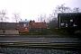 """O&K 26017 - DB """"323 178-4"""" 26.12.1988 - Leer (Ostfriesland)Hans Bischoff"""