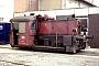 "O&K 26019 - DB ""323 180-0"" 12.03.1984 - Osnabrück, BahnbetriebswerkRolf Köstner"