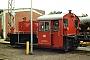 """O&K 26020 - DB """"323 181-8"""" 04.06.1988 - Osnabrück, BahnbetriebswerkAndreas Böttger"""