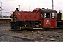 "O&K 26020 - DB ""323 181-8"" 10.09.1979 - Rheine, Bahnbetriebswerk PMartin Welzel"