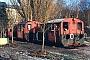 """O&K 26021 - DB """"323 182-6"""" 11.01.1995 - Bremen, AusbesserungswerkRalf Breitenfeld"""