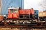 """O&K 26021 - Gerät """"721.05.000.3"""" 14.01.1998 - Bremen, AusbesserungswerkJörg Reitemeyer"""