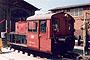 """O&K 26026 - DB """"323 187-5"""" 28.05.1992 - Lübeck, BahnbetriebswerkAndreas Kabelitz"""