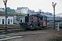 """O&K 26026 - DB """"323 187-5"""" 01.08.1984 - Kiel, BahnbetriebswerkBenedikt Dohmen"""