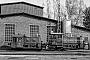 """O&K 26031 - DB """"323 250-1"""" 29.05.1991 - Altenbeken, BahnbetriebswerkMalte Werning"""