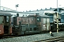 "O&K 26034 - DB ""323 253-5"" 14.03.1984 - Bremen, AusbesserungswerkNorbert Lippek"
