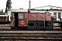 "O&K 26037 - DB ""323 256-8"" 12.09.1984 - Bremen, AusbesserungswerkNorbert Lippek"