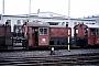 "O&K 26038 - DB ""323 257-6"" 14.05.1986 - Bremen, AusbesserungswerkNorbert Lippek"