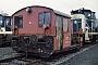 "O&K 26039 - DB ""323 258-4"" 17.07.1984 - Hamburg, Bahnbetriebswerk WilhelmsburgBenedikt Dohmen"