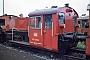 "O&K 26040 - DB ""323 259-2"" 17.07.1984 - Hamburg, Bahnbetriebswerk WilhelmsburgBenedikt Dohmen"