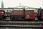 "O&K 26041 - DB ""323 260-0"" 09.04.1986 - Bremen, AusbesserungswerkNorbert Lippek"