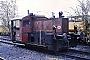 "O&K 26043 - DB ""323 262-6"" 13.05.1987 - Bremen, AusbesserungswerkNorbert Lippek"