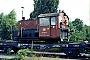 "O&K 26045 - DB ""323 264-2"" 09.07.1986 - Bremen, AusbesserungswerkNorbert Lippek"
