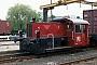 """O&K 26045 - DB AG """"323 264-2"""" 13.05.1995 - Osnabrück, GüterbahnhofHeinrich Hölscher"""