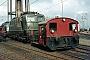 "O&K 26046 - DB ""323 265-9"" __.04.1981 - Hamburg, Bahnbetriebswerk EidelstedtMichael Otto"