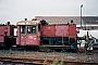 "O&K 26049 - DB ""323 268-3"" 24.06.1995 - Trier-Ehrang, BahnbetriebswerkBart Donker"