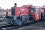 "O&K 26051 - DB ""323 270-9"" 21.03.1989 - Hamburg-Wilhelmsburg, BahnbetriebswerkGunnar Meisner"
