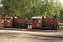 "O&K 26051 - DB ""323 270-9"" 29.08.1981 - Flensburg, BahnbetriebswerkMartin Welzel"