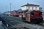 """O&K 26052 - DB """"323 271-7"""" 04.04.1982 - Neustadt (Holstein)Axel Johanßen"""