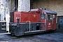 """O&K 26054 - DB """"323 273-3"""" 26.03.1980 - Wanne-Eickel, BahnbetriebswerkMartin Welzel"""