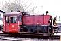 "O&K 26057- DB ""323 276-6"" 17.04.1990 - Oberhausen, Bahnbetriebswerk Osterfeld-SüdRolf Köstner"
