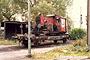 "O&K 26057- DB ""323 276-6"" 07.09.1986 - Oberhausen, Bahnbetriebswerk HauptbahnhofDietmar Stresow"