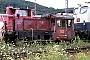 "O&K 26057 - DB Cargo ""323 276-6"" 17.08.2000 - HagenWerner Brutzer"