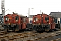 """O&K 26057 - DB """"323 276-6"""" 24.03.1980 - Oberhausen-Osterfeld-Süd, BahnbetriebswerkMartin Welzel"""