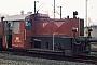 "O&K 26061 - DB ""323 280-8"" 08.04.1985 - Bremen, AusbesserungswerkBenedikt Dohmen"