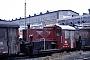 "O&K 26061 - DB ""323 280-8"" 08.05.1985 - Bremen, AusbesserungswerkNorbert Lippek"