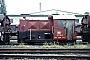 "O&K 26061 - DB ""323 280-8"" 12.06.1985 - Bremen, AusbesserungswerkNorbert Lippek"