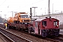 """O&K 26067 - DB """"323 286-5"""" 26.10.1988 - Brackwede, BahnhofRolf Köstner"""