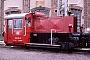 "O&K 26068 - DB ""323 287-3"" 30.08.1987 - Osnabrück, Bahnbetriebswerk HauptbahnhofRolf Köstner"