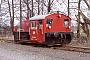 "O&K 26068 - DB ""323 287-3"" 20.02.1988 - Diepholz, BahnhofRolf Köstner"