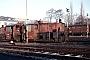"O&K 26070 - DB ""323 289-9"" 10.12.1986 - Bremen, AusbesserungswerkNorbert Lippek"