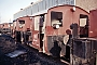 "O&K 26071 - DB ""323 290-7"" 10.12.1986 - Bremen, AusbesserungswerkNorbert Lippek"