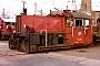 "O&K 26072 - DB ""323 291-5"" 12.12.1991 - Osnabrück, Bahnbetriebswerk HauptbahnhofRolf Köstner"