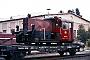 "O&K 26072 - DB ""323 291-5"" 12.08.1986 - Bremen, AusbesserungswerkNorbert Lippek"