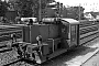 "O&K 26073 - DB ""323 292-3"" 18.08.1986 - Verden (Aller) BahnhofChristoph Beyer"