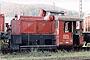 """O&K 26076 - DB Cargo """"323 192-5"""" 30.03.2001 - Hagen-Eckesey, BahnbetriebswerkStephan Münnich"""