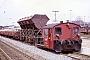 """O&K 26084 - DB """"323 298-0"""" 12.04.1979 - Lengerich-Westfalen, BahnhofRolf Köstner"""