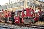 "O&K 26084 - DB ""323 298-0"" 13.01.1988 - Bremen, AusbesserungswerkNorbert Lippek"