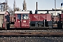"O&K 26085 - DB ""323 299-8"" 12.11.1986 - Bremen, AusbesserungswerkNorbert Lippek"