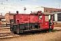 """O&K 26089 - DB """"323 303-8"""" 25.05.1990 - Seelze, BahnbetriebswerkAndreas Kabelitz"""